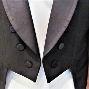 Dunhill Jackets & Coats - Dunhill Tuxedo Jacket Black